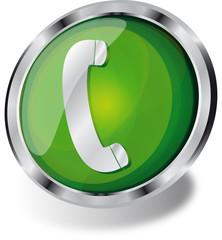 pulsante telefono