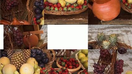 Puzle de frutas