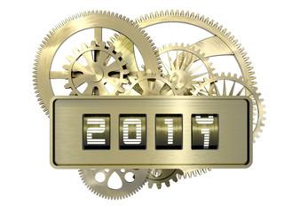 Zeitmaschine 2011