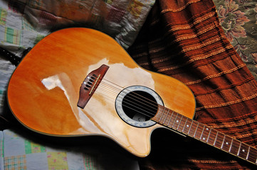 Acoustic Guitar - StillLife