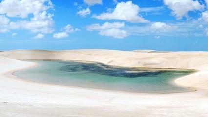 Parc National Lençóis Maranhenses, Brésil