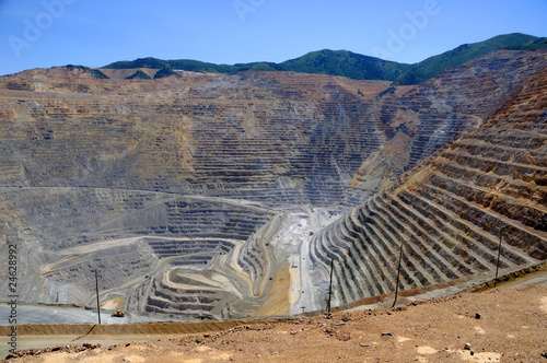 Bingham Kennecott Copper Mine - 24628992