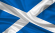 Flag of Scottland Schottland Fahne Flagge