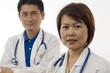 Two confident Doctors