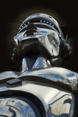 Robot vigile