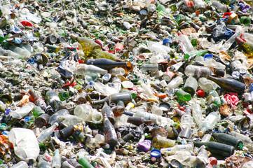 vidro para reciclar