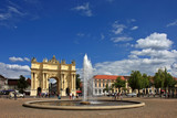 Brandenburger Tor Potsdam poster