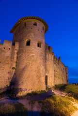 Carcassonne by night 03