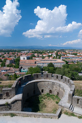 Carcassonne - Fortifications 06