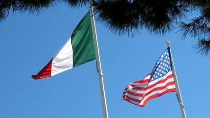 Italie et USA en Provence