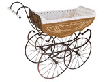 Ornate Antique Pram
