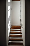 Wooden staircase (2)