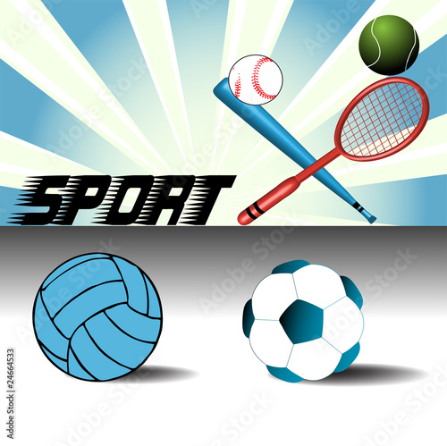 poster of Sport items