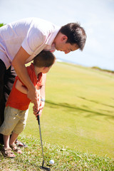 Teaching Golf
