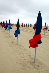 Sur la plage, Deauville