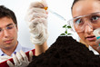 Scientists agricultural people