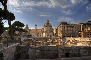 Foro Traiano, Roma