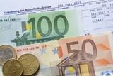 Verdienstabrechnung / Lohnzettel poster