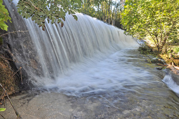 barrage du petit large