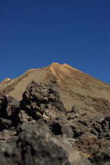 Vulkan Teide und Umgebung auf Teneriffa