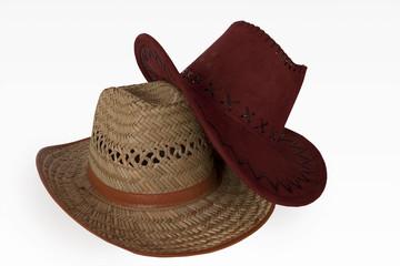 Farklı Fotr batı kovboy hasır Şapka straw western hat