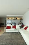 modern livingroom poster