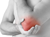 elbow ache poster