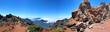 Leinwanddruck Bild - Roque de los Muchachos, Insel La Palma