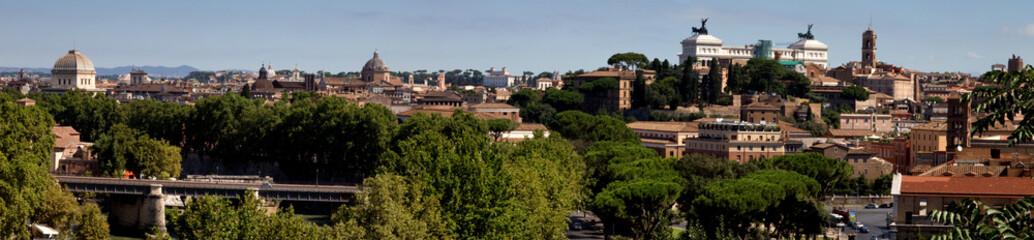 piazza venezia panorama
