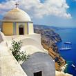 amazing Santorini - Fira town
