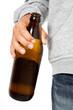 Jugend und Alkohol-Missbrauch