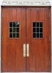 Antique Double Doors