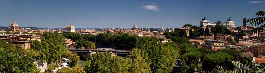 piazza venezia view rome
