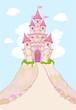 Magic Castle invitation card