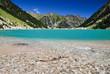 Les rives du lac de Gaube
