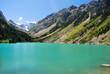 Au lac de Gaube
