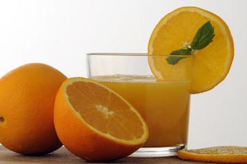 Spremuta d arancia