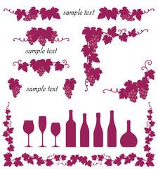 ワイン 広告 アイコン