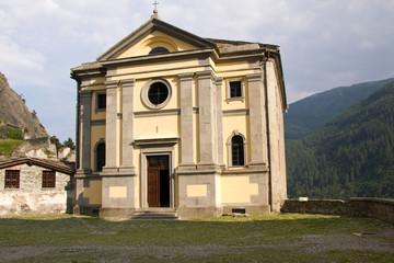Chiesa al Fortino di Fenestrelle - Torino