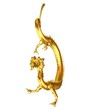 Golden Chinese Dragon - 2