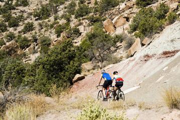 Biking in Colorado Nat Monument