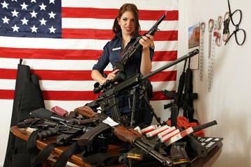 Waffenhandel Waffenbeschlagnahme