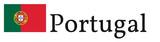 "Banner / Flag ""Portugal"""