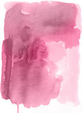 Fototapety Abstract watercolor hand painted background