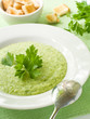 Broccoli-vegetable soup