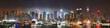Manhattan New York City panorama