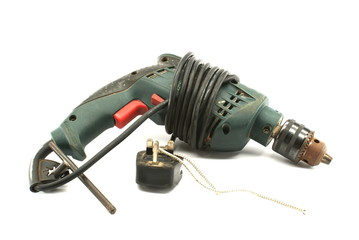 Used Power Drill