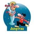 Lustige Sternzeichen: Jungfrau