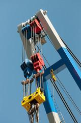 part of a crane
