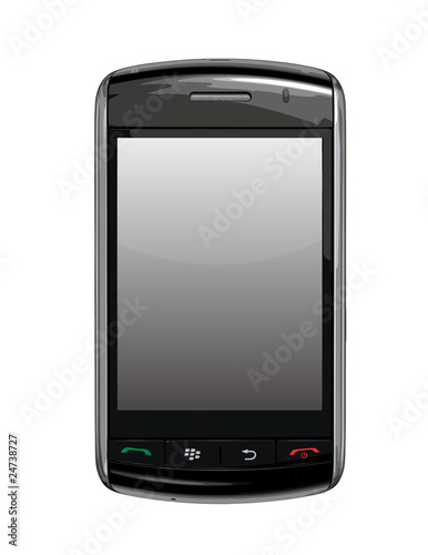 Vector cell phone / PDA / Blackberry